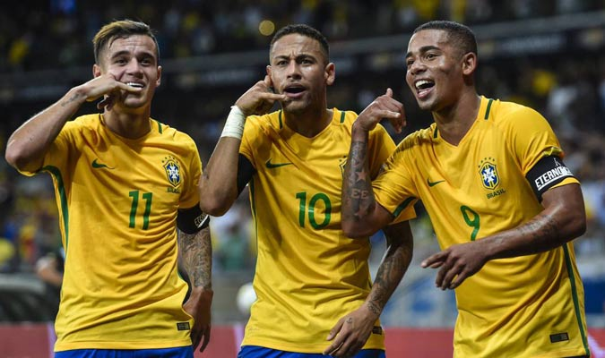 El clásico sudamericano quedó para Brasil que propinó una dolorosa derrota a Argentina