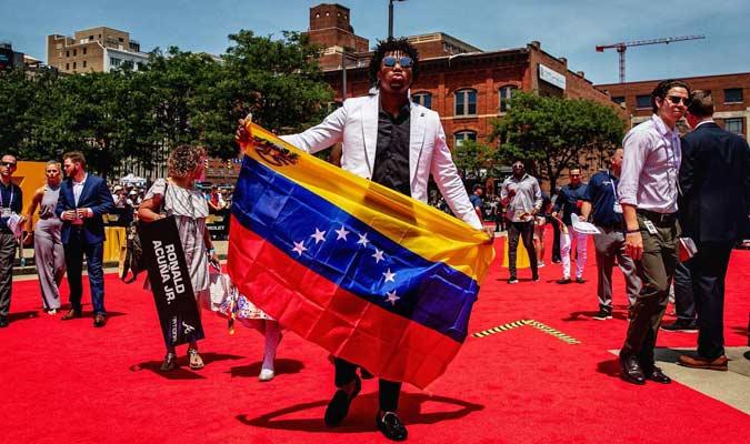 Ronald Acuña Jr. estará presente / Foto: MLB Venezuela