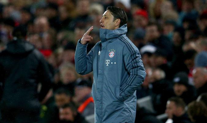 Kovac dando indicaciones desde la banda/ Foto AP