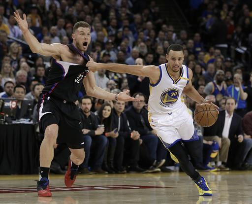 Curry siempre es opción para el premio /Foto AP