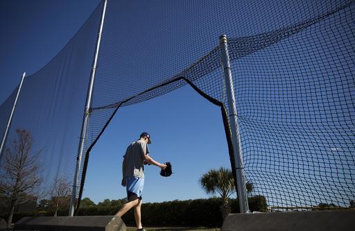 Tampa Bay también abrió sus campos de entrenamientos /Foto AP
