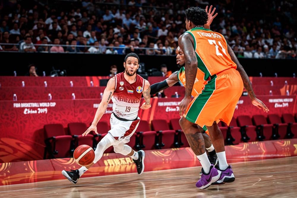 Guillent se lució en el encuentro/ Foto fiba.basketball.es