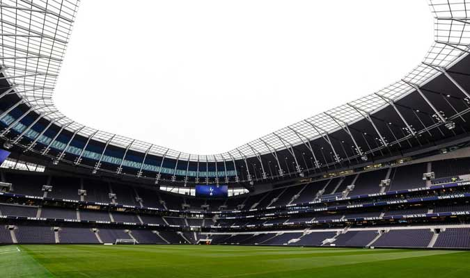 Ya está listo || Foto: Twitter (@Spurs_ES)