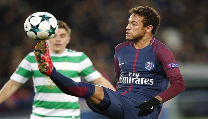 Neymar fue figura en goleada del PSG | Foto: AP