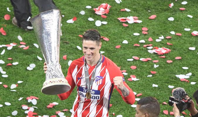 Torres se despidió con nuevo título / Foto Elyxandro Cegarra