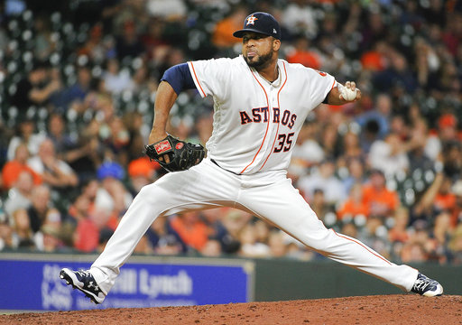 Liriano pasó de Toronto a los Astros /Foto AP
