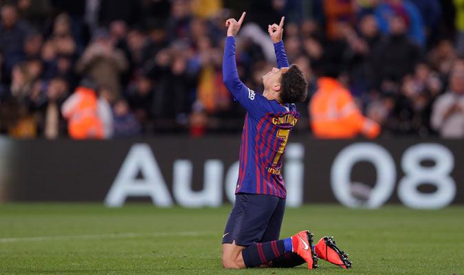 El brasileño celebró su primer gol del encuentro/ Foto AP
