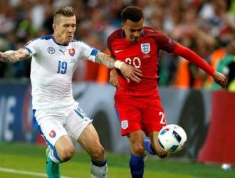 Inglaterra ha decepcionado en esta primera ronda./EFE