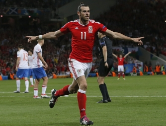 El jugador marcó en los tres partidos de la fase de grupos / AP