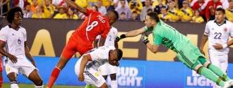 Ospina fue fundamental en la victoria colombiana./EFE