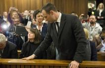 Oscar Pistorius fue condenado a seis años de prisión