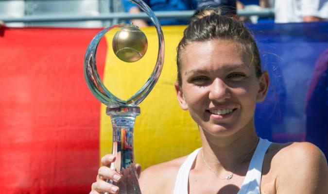 Halep suma así otro título a los obtenidos esta misma temporada en Bucarest y Madrid