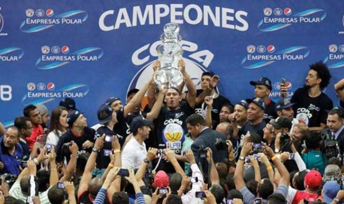 Cocodrilos conquistó su sexto título de LPB / Foto Francisco Bruzco
