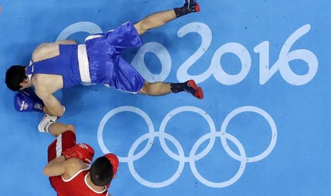 Las disciplinas continuan entregando emociones en los Juegos Olímpicos /Foto AP