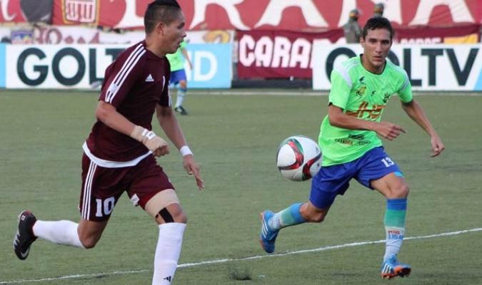 Aquíles Ocanto fue el jugador que más peligro generó en Carabobo FC |  Foto AVS