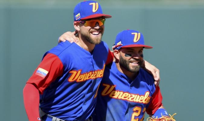 El conjunto venezolano tuvo una gran actuación en su debut /Foto AP