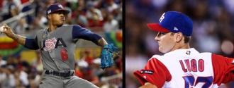 Marcus Stroman y Seth Lugo serán los abridores del encuentro /Fotos AP