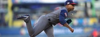 Stroman maniató la ofensiva puertorriqueña./Cortesía WBC