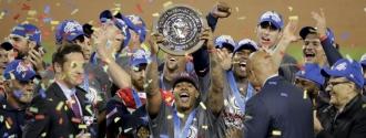Estados Unidos consiguió el campeonato /Foto AP