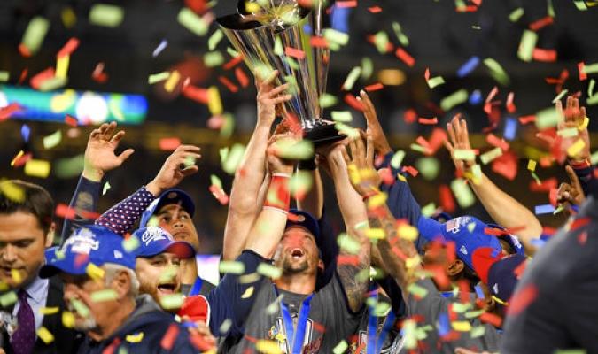 Estados Unidos se corona campeón del clasico mundial en su edición 2017 / Foto: AP