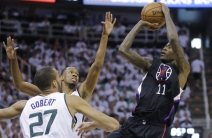 NBA Playoffs: Clippers vs Jazz