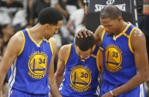 Warriors pasan hasta otra final de NBA