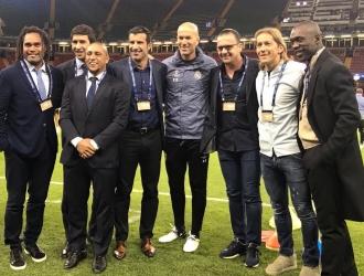 Jugadores que marcaron una época en el conjunto blanco / @realmadrid