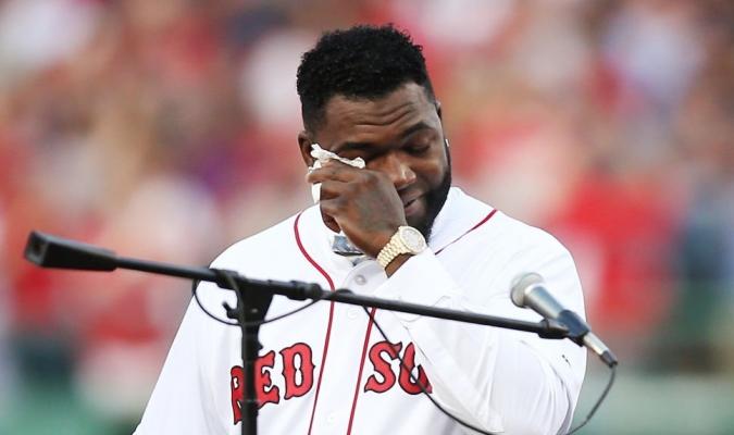 El dominicano fue ovacionado por su retiro / Foto AP