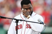 Boston retiró el dorsal de David Ortiz