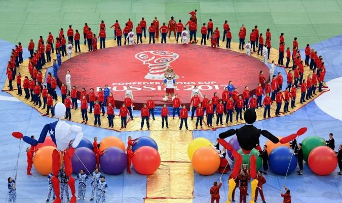Mucho color y espectáculo | Foto: FIFA