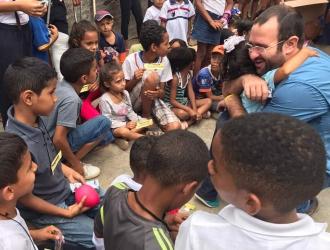 Trabajan con la comunidad | Prensa Alcaldía de Sucre