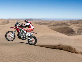 Kevin Benavides / Rally de Atacama