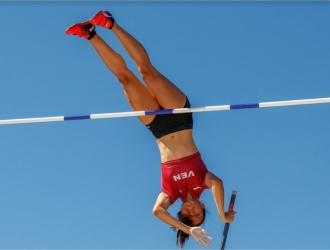 Robeilys Peinado tiene siete medallas en las últimas siete competencias | Archivo BDA