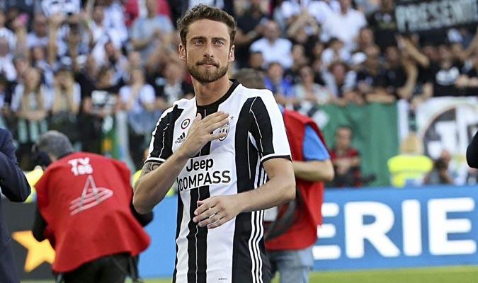 Marchisio es uno de los líderes de la Juve/ Foto @ClaMarchisio8