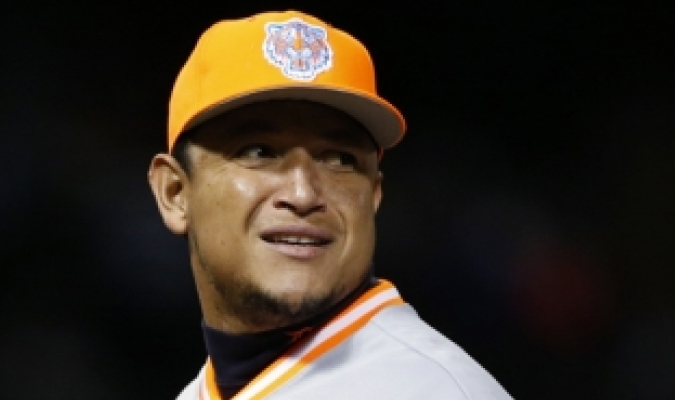 Cabrera se ha perdido los últimos dos encuentros /Foto AP