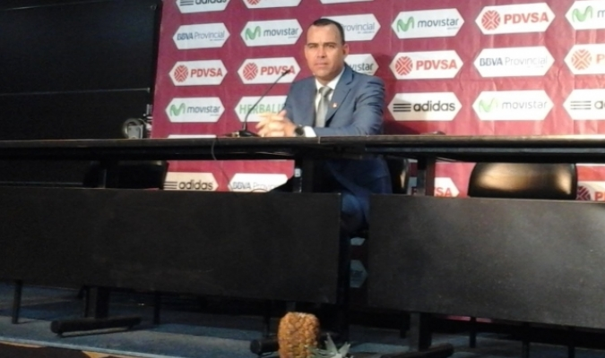 El entrenador está satisfecho / Prensa FVF