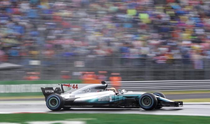 Hamilton sigue dominando la F1 /Foto AP