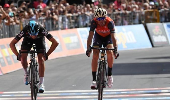 """Deportes Diferentes Deportes: Nibali: """"Probamos Cosas Diferentes, Pero Froome Está Muy"""