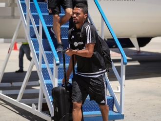 28 jugadores arribaron a Nueva Esparta | Prensa FVF