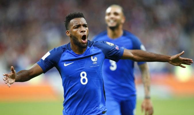 Lemar es una de las estrellas emergentes de Francia /Foto AP