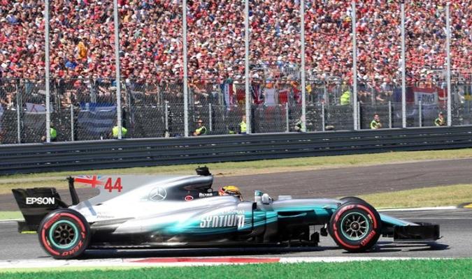 Hamilton quiere seguir con su intensidad en suelo asiático / Foto EFE
