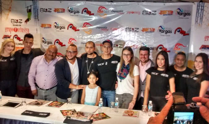 Parte del equipo / Andrés Ibarra