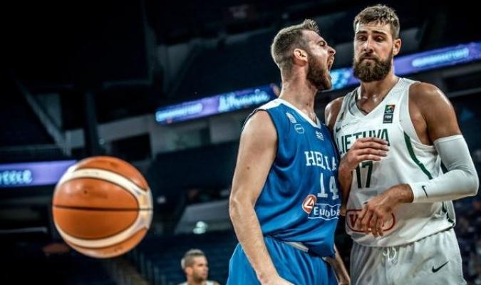 La celebración fue eufórica | TW: @basquetplus