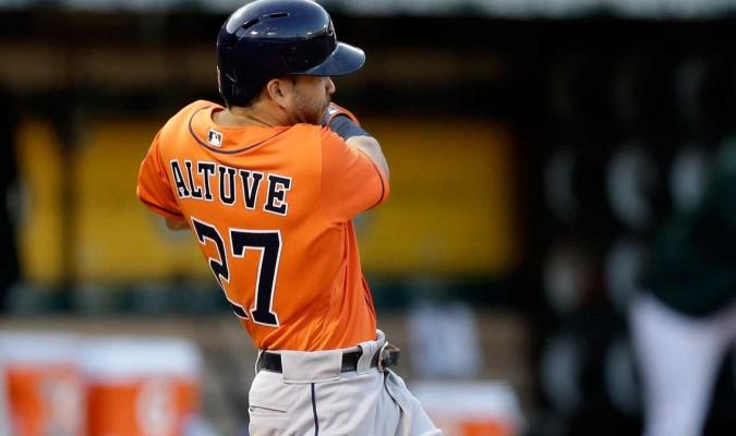 Es el alma de Astros | AP