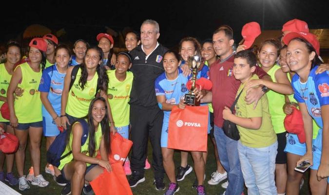 Fue celebración total | Prensa Femenino FVF