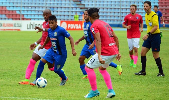 Zulia no pudo en casa ante Metropolitanos / Prensa Zulia FC