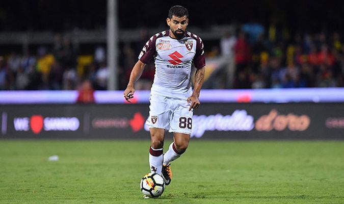 Rincón jugó completo ante el Benevento/ Foto torinofc.it