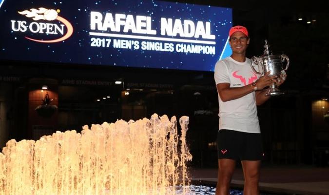 Rafael Nadal / EFE