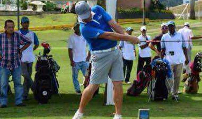 Los golfistas se están preparando / FVG