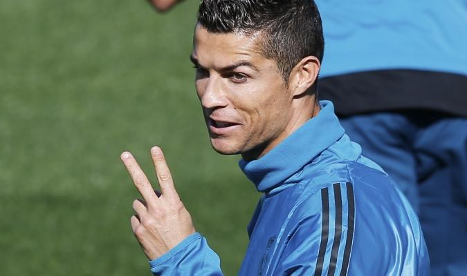 Ronaldo buscará marcar / AP